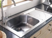 Echo 1.0 Bowl Sink advert