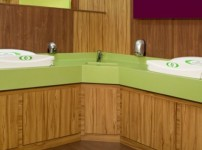 Green Range for Bathrooms