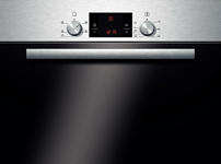 HBA13R150B brushed steel Hot Air Oven
