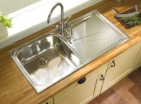 Lausanne 1.0 Bowl Sink advert