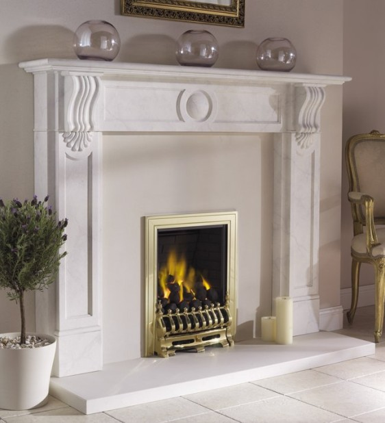 Eko Fires 3031 Powerflue Gas Fire Image