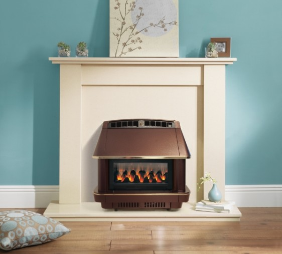 Robinson Willey Firecharm RS Gas Fire Image