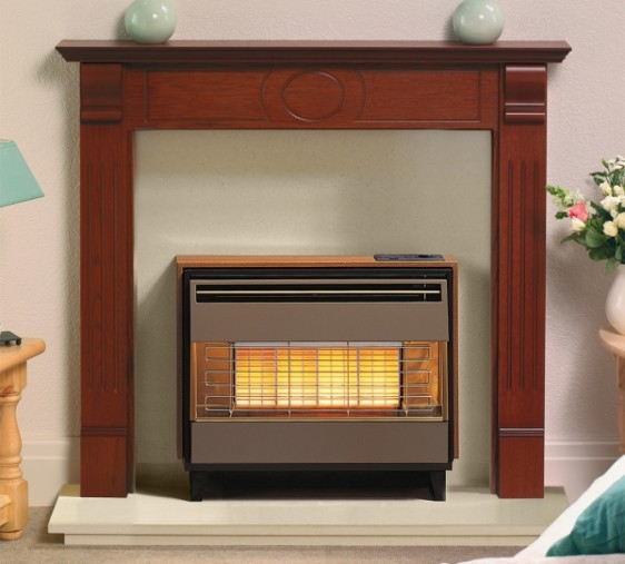 Robinson Willey Firegem Visa Deluxe Gas Fire Image