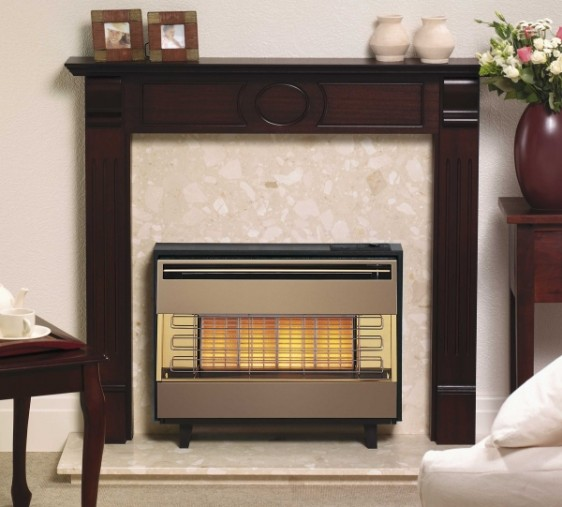 Robinson Willey Firegem Visa Gas Fire Image