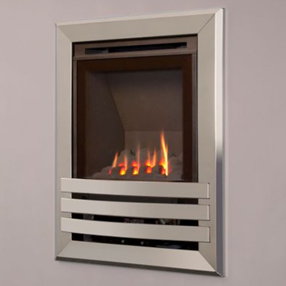 Flavel Windsor HE Contemporary Wall Mounted Gas Fire Image