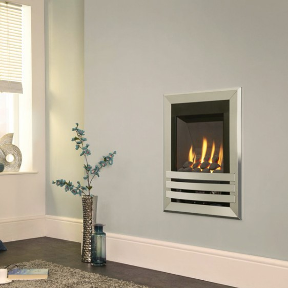 Flavel Windsor Contemporary Wall Mounted Gas Fire Image