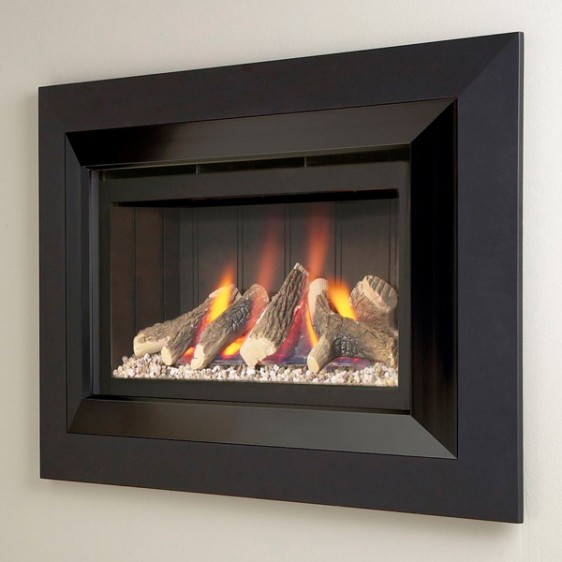 Kinder Cameo HE Gas Fire Image