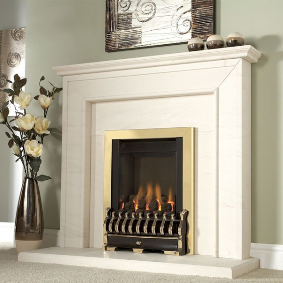 Kinder Nevada Powerflue Gas Fire Image