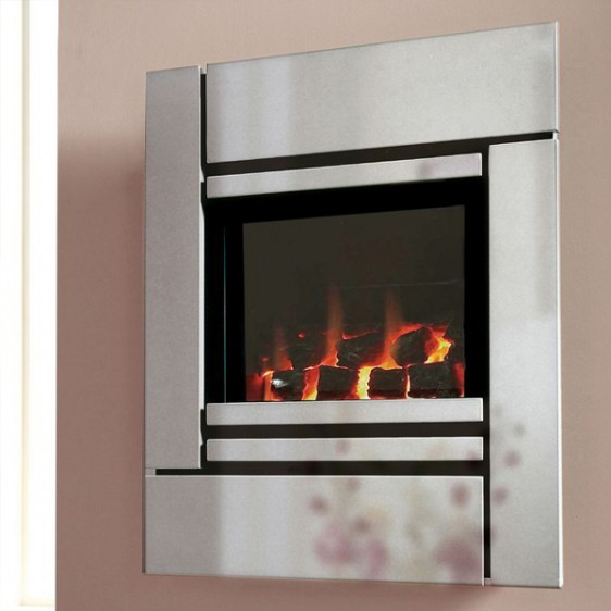 Kinder Passion HE Gas Fire Image