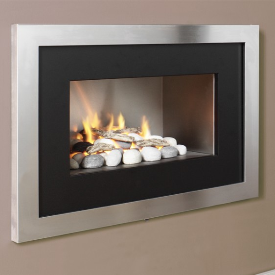 Legend Aura Landscape Hole-in-the-Wall Gas Fire Image