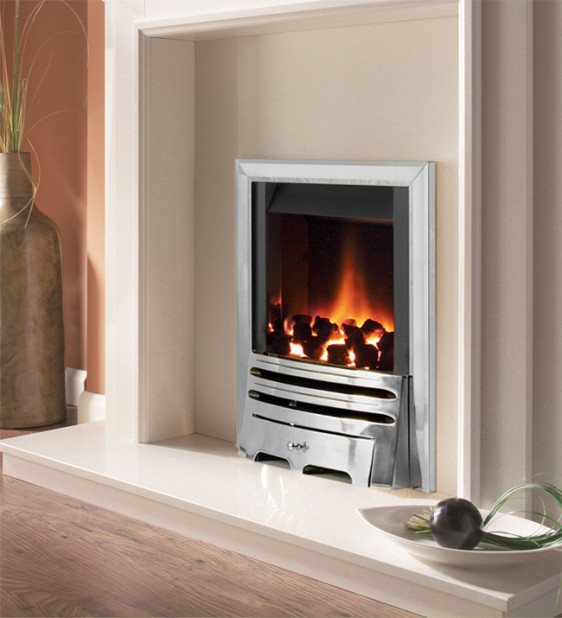 Flavel Warwick Contemporary Powerflue Gas Fire Image