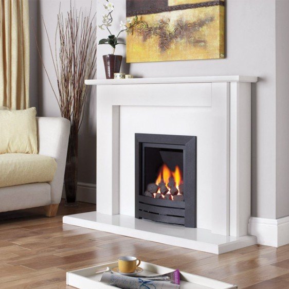 Kinder Black Magic Gas Fire Image