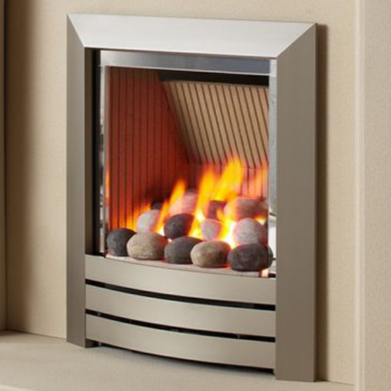 Kinder Camber Cream Powerflue Gas Fire Image