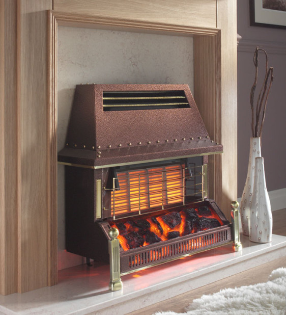 Flavel Welcome Outset Gas Fire Image