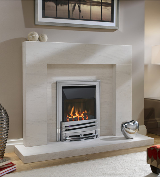 Eko Fires 4010 High Efficiency Gas Fire Image