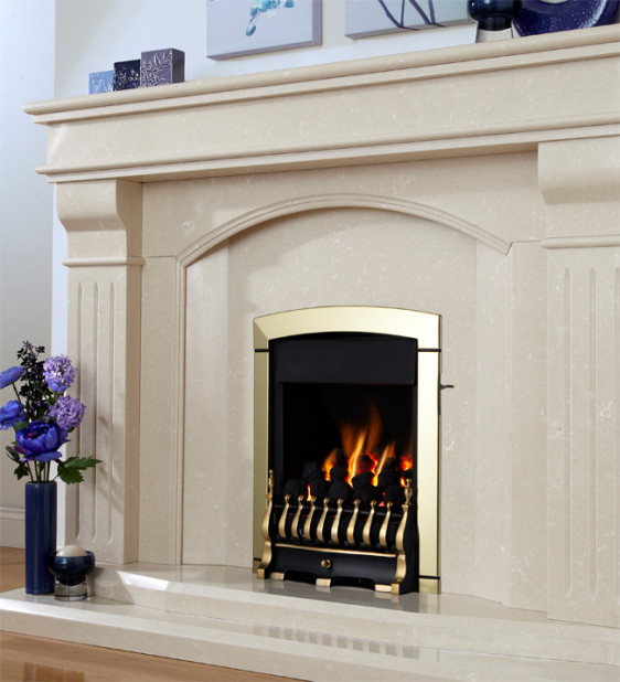 Flavel Calypso Plus High Efficiency Gas Fire Image