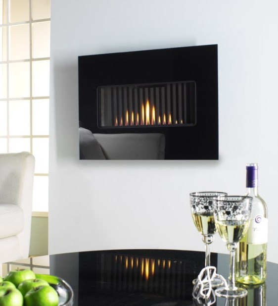 Flavel Kamina Wall Mounted High Efficiency Gas Fire Image