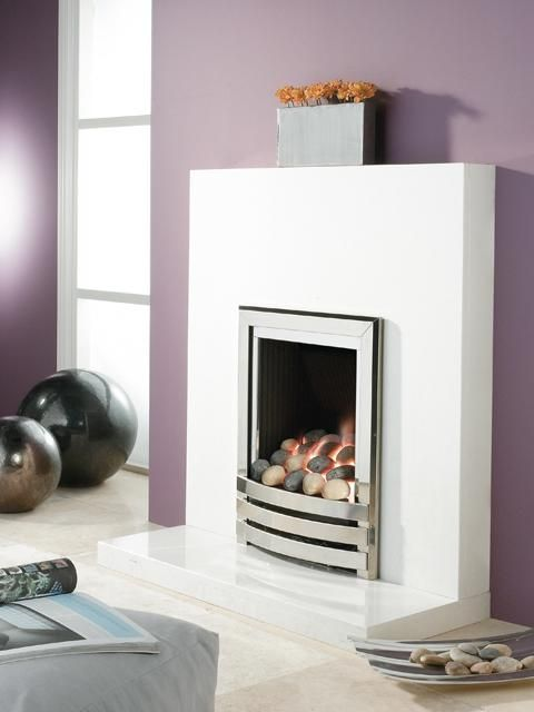 Flavel Linear Powerflue Gas Fire Image