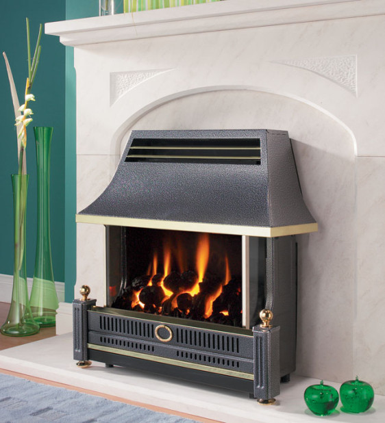 Flavel Renoir High Efficiency Outset Gas Fire Image