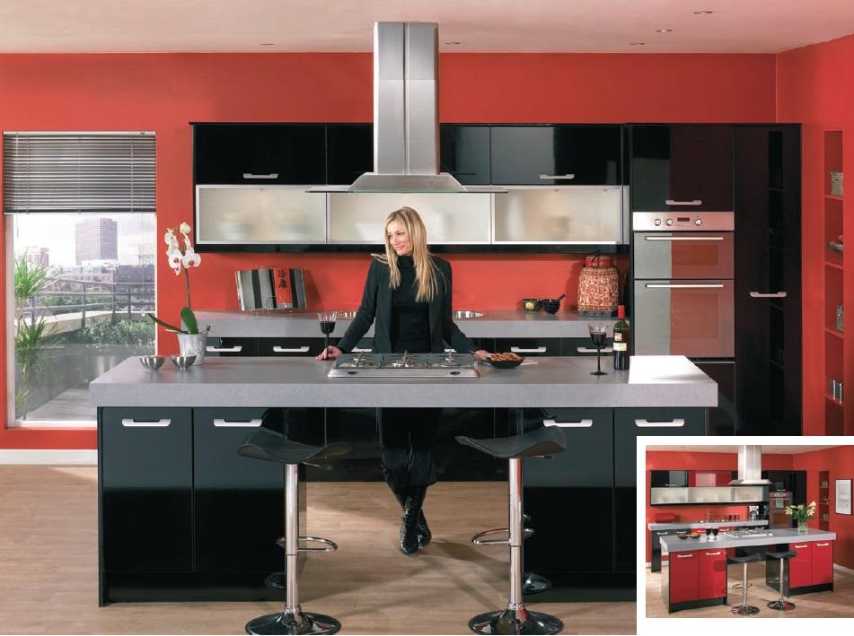 Modern Kitchen Designs Modern Kitchens Modern Kitchen