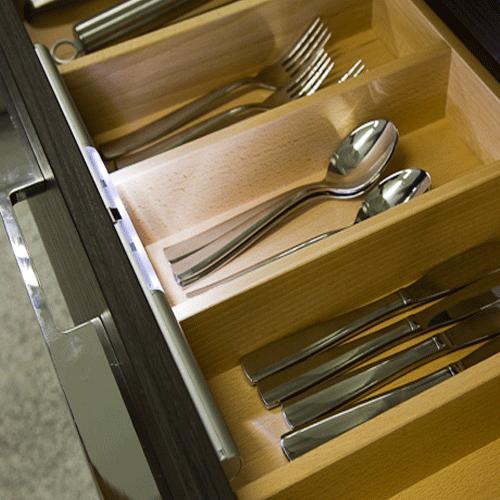 Kitchen lighting kitchen lighting designs bradford xcel kitchens hd led battery operated drawer light workwithnaturefo