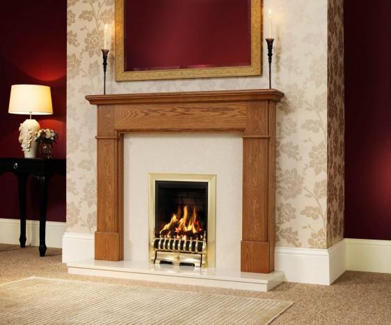 Be Modern Classic Slimline Gas Fire Image
