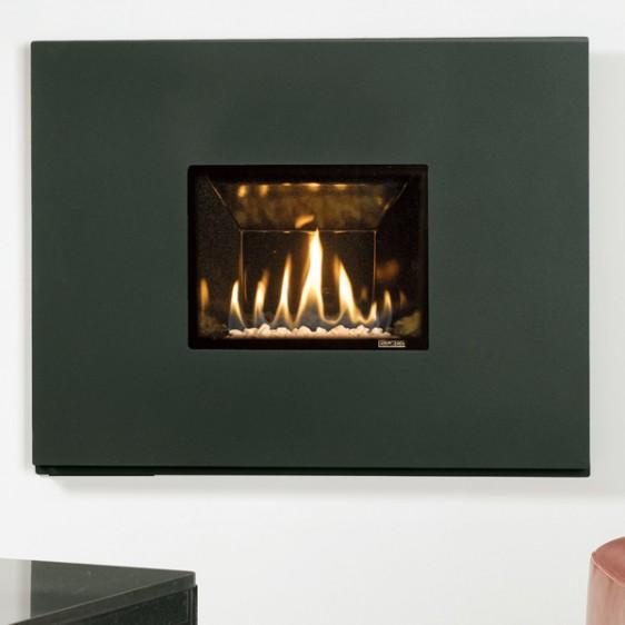 Gazco Logic HE Steel Balanced Flue Convector Gas Fire Image
