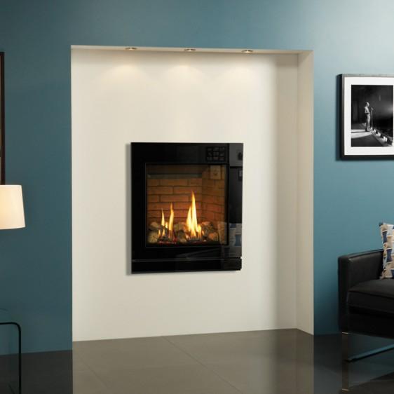 Gazco Riva2 530 Designio 2 Balanced Flue Gas Fire Image