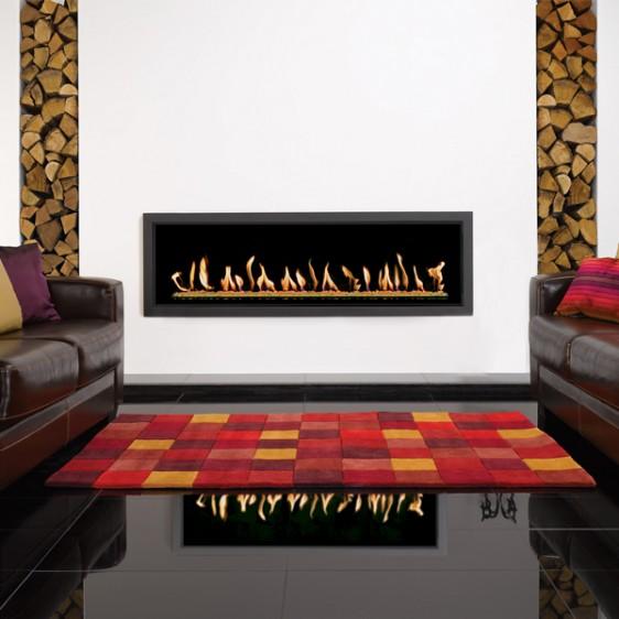 Gazco Studio 3 Profil Gas Fire Image