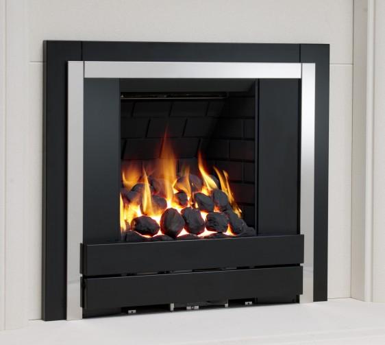Be Modern Panoramic Slimline Gas Fire Image