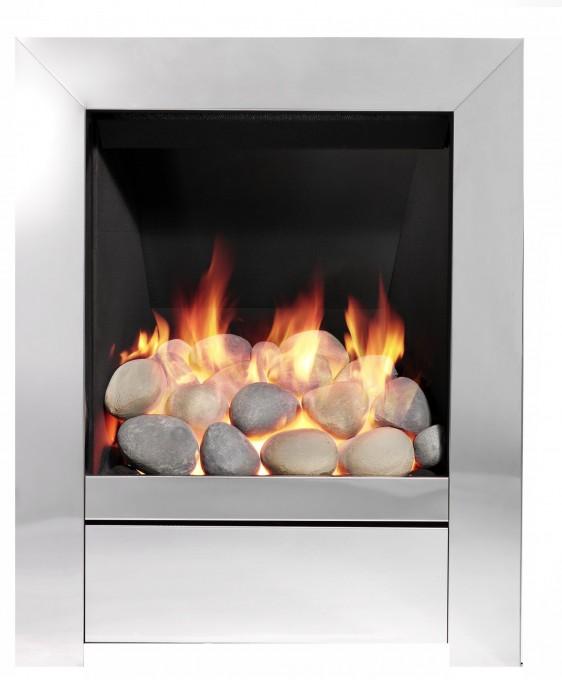 Be Modern Sensation Slimline Gas Fire Image