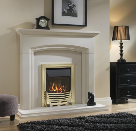 Eko Fires 4020 High Efficiency Gas Fire Image