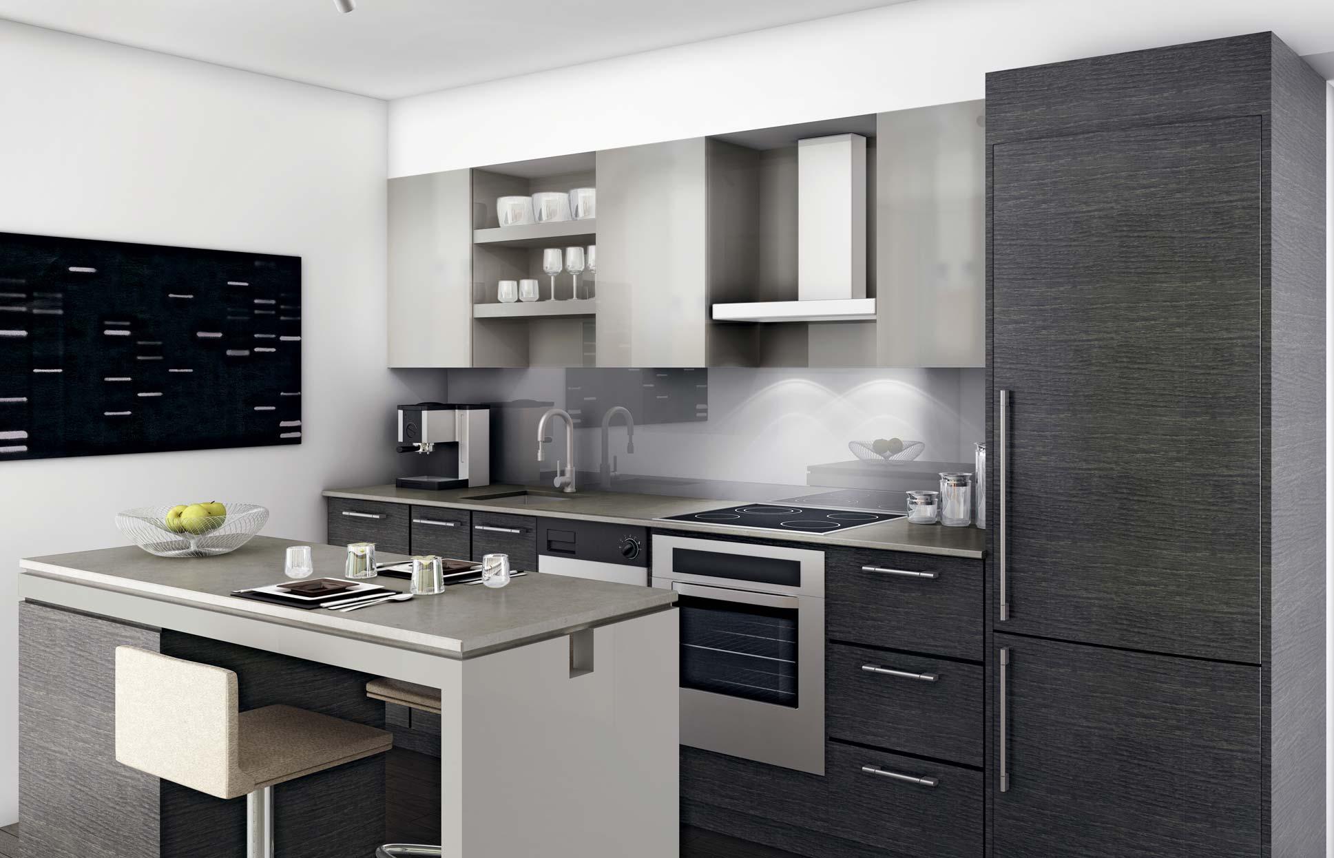 DNA3 kitchen shot2 hd   Xcel Kitchens   Kitchen, Bedrooms ...