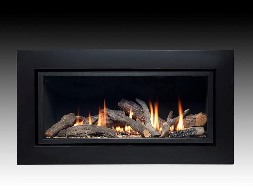 Pinnacle 860 HE Gas Fire - 5 Year Warranty Image
